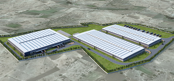 Chakan I Phase II Logistics Park