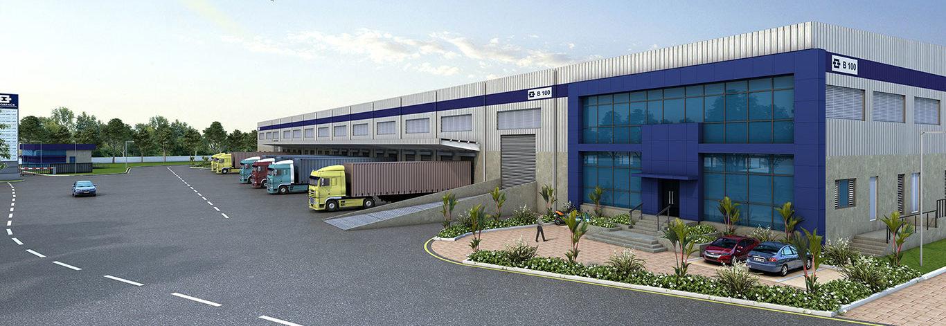 IndoSpace Khopoli 2 Logistics Park