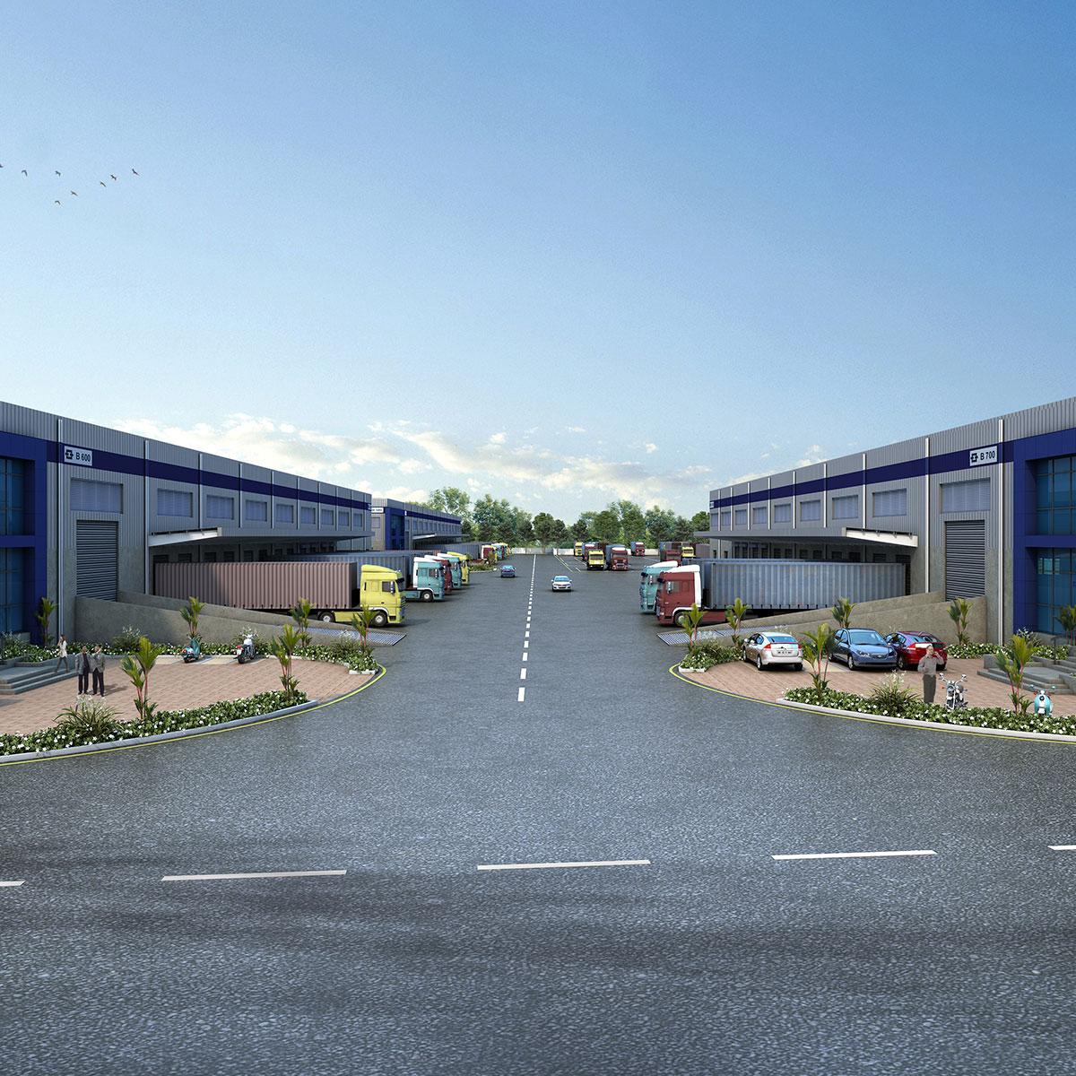 IndoSpace Khopoli 2 warehouse