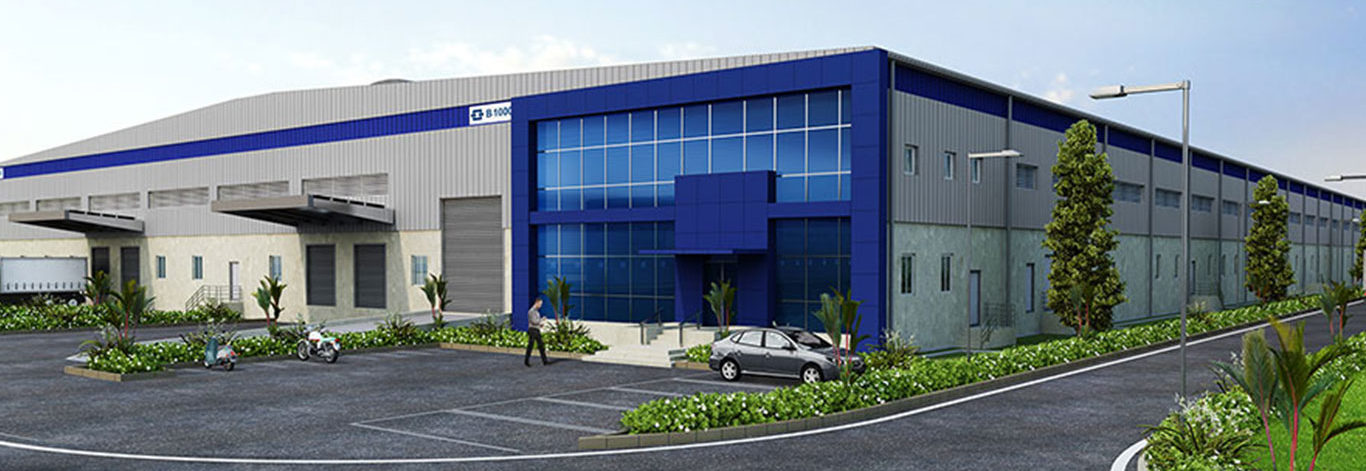 Chakan I Phase III Warehouse