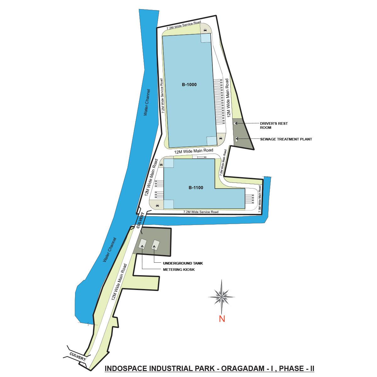 Oragadam II Phase II Warehouse