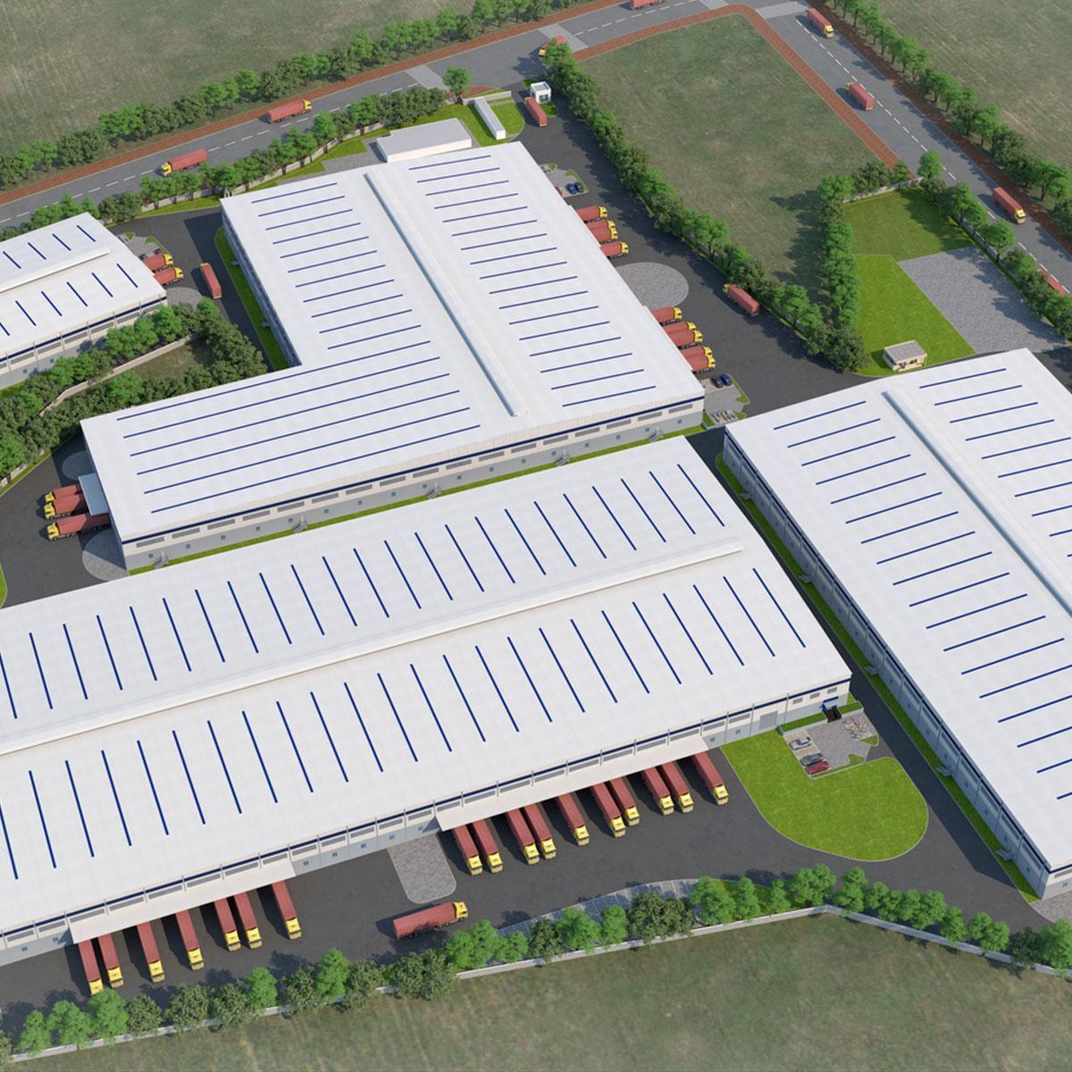 IndoSpace Logistics Park Anatapur