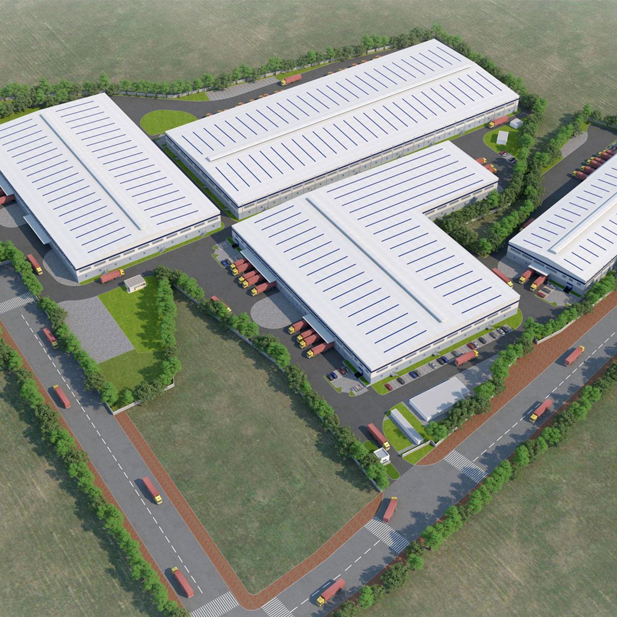 Anatapur Logistics Park