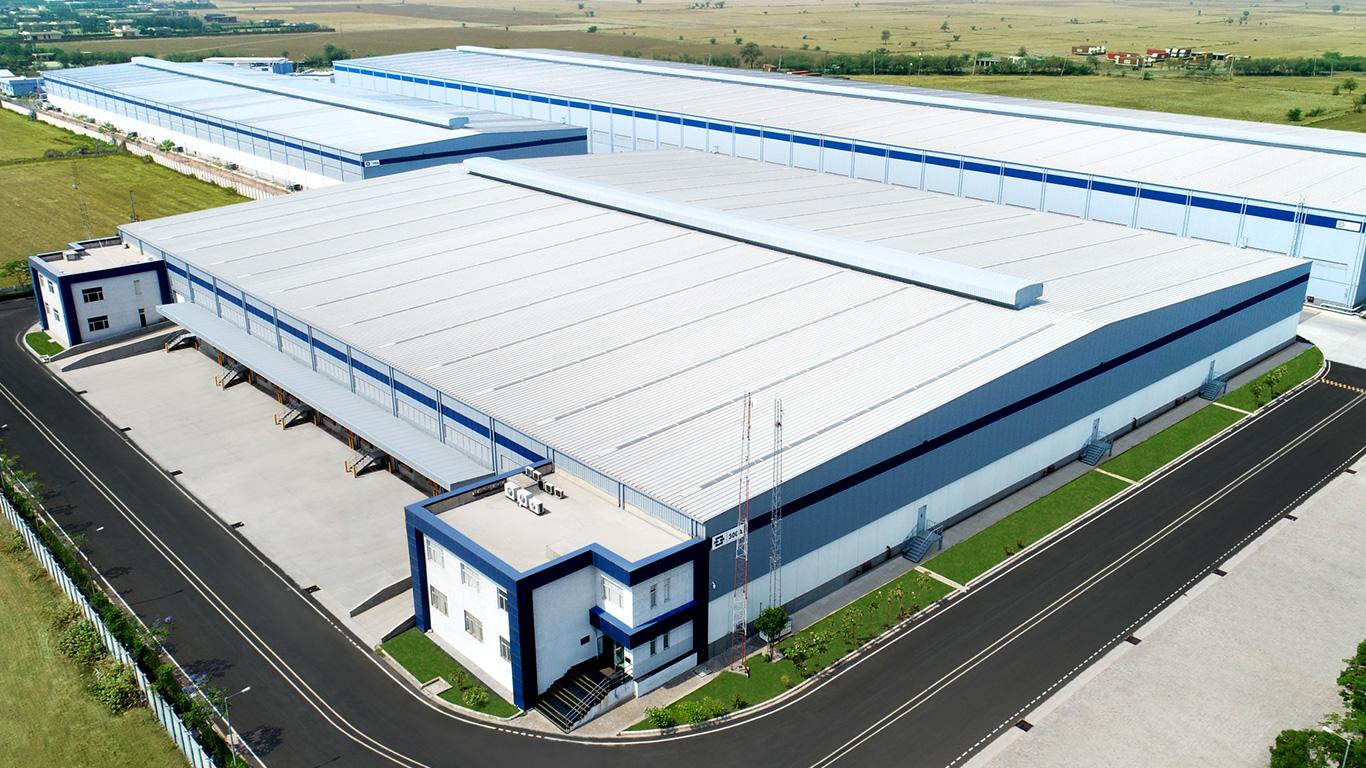 Luhari Warehouse