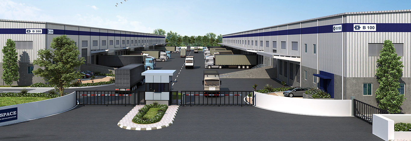 IndoSpace Meva Industrial Park