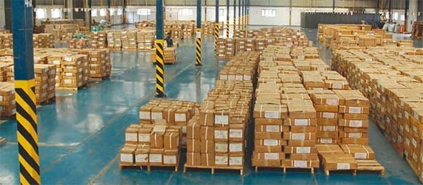 Smart Warehousing in India