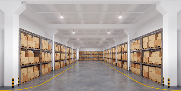 Customized Warehousing