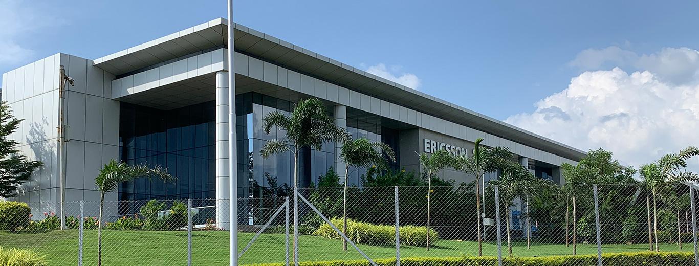 IndoSpace Success Ericsson