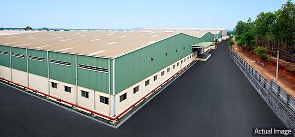 IndoSpace Logistics Park Neelamangala