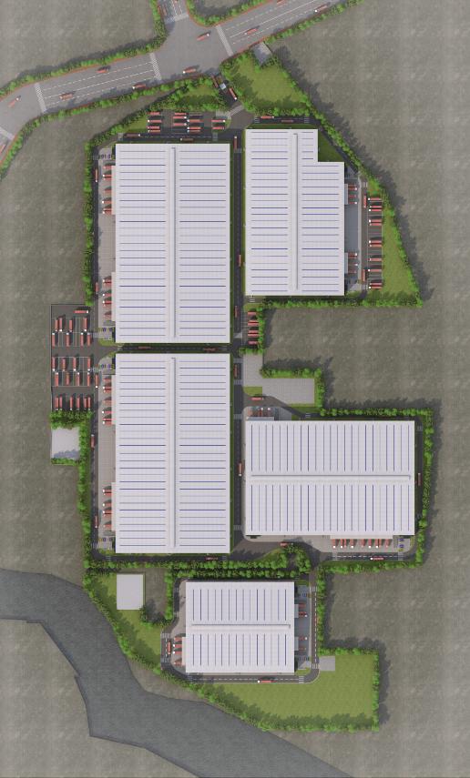 Farukhnagar Logistics Park