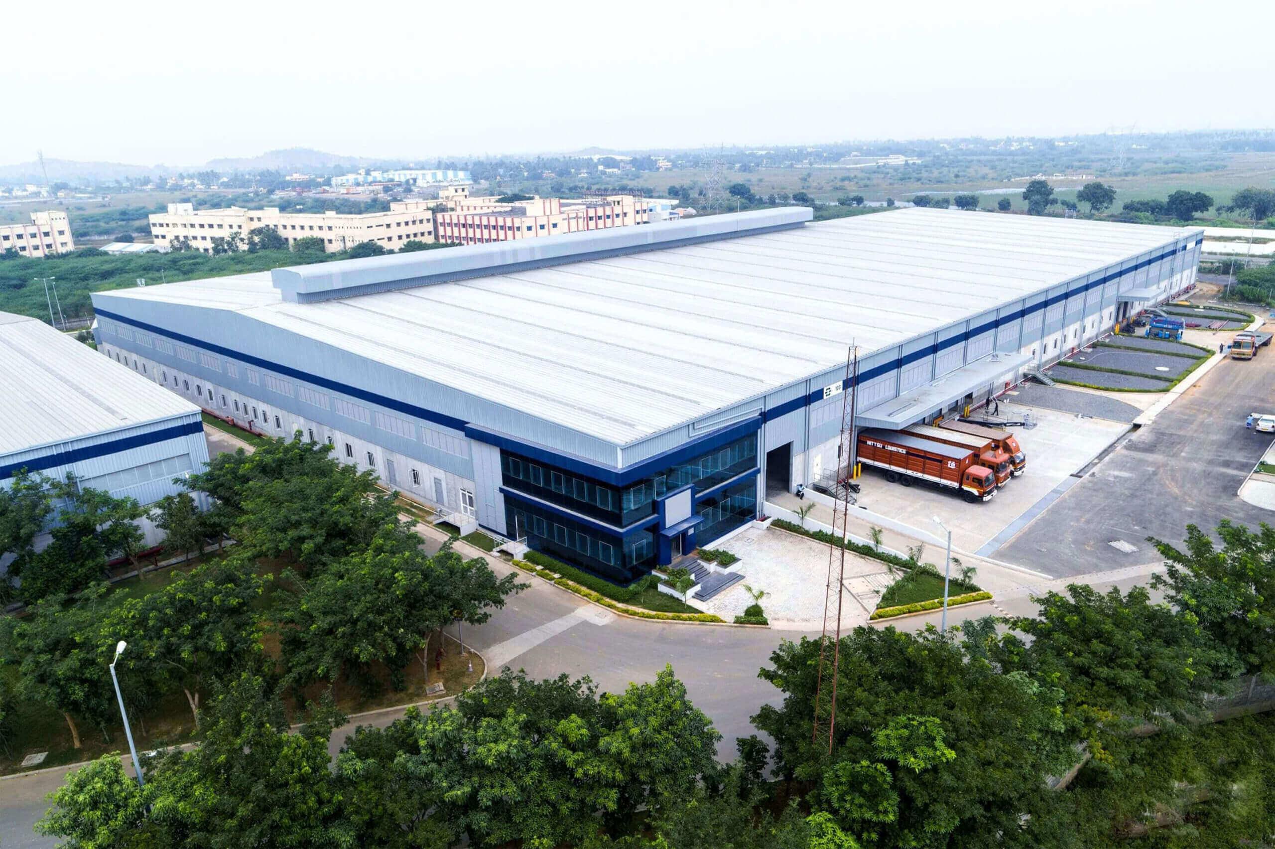 IndoSpace Industrial & Logistics Park, Oragadam